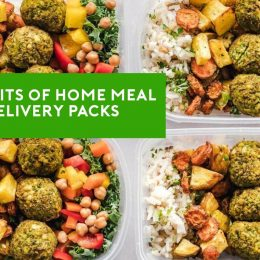 pre meal delivery packs
